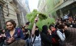Студенческие антиправительственные манифестации прошли почти в 100 городах Италии