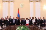 В парламент Италии введен в обращение законопроект о провозглашении 24 апреля Днем памяти жертв Геноцида армян