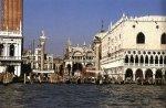 Вид на Пьяццетту со стороны Bacino di San Marco
