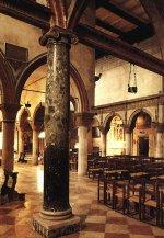 San Giacomo dell' Orio - Внутреннее пространство