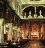 San Nicolo dei Mendicoli - Внутреннее пространство