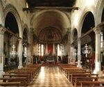 San Pietro Martire - Внутреннее пространство и хор