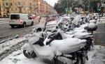В 11 областях Италии объявлено чрезвычайное предупреждение из-за прогнозов о похолодании и снегопадах