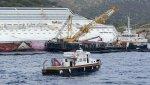 В Италии завершена операция по подъему Costa Concordia