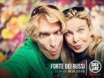 В Италии стартовало ТВ-шоу о богатых туристах из России