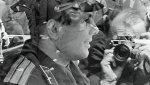 Бюст Гагарина установлен в городе Порденоне на севере Италии