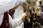 Италия стала мировым лидером по производству вина, опередив Францию