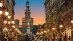 Милан стал популярнее Рима и Флоренции