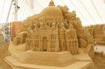В Йезоло начался фестиваль песчаных скульптур