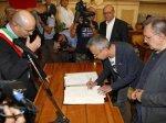 В Италии первый однополый брак заключили журналисты
