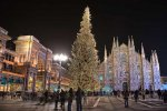 Рождественская ель на Соборной площади Милана зажжет огни 7 декабря