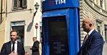 В Итальянской Флоренции установили городской информационный терминал TIM CITY LINK