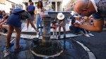 Жители Рима оказались под угрозой ограничения водоснабжения из-за засухи