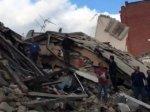 В центральной части Италии произошло землетрясение
